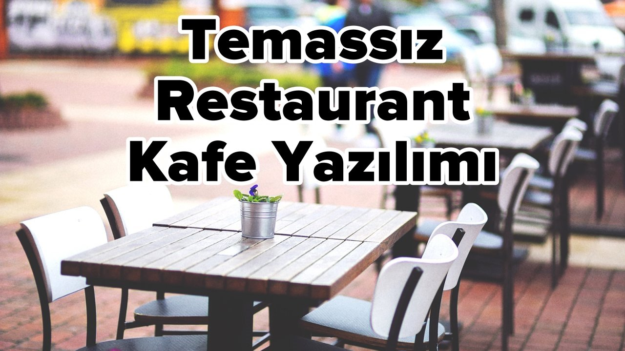 restoran kafe programı